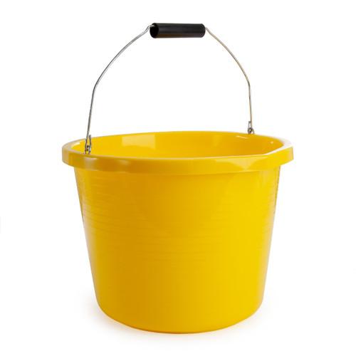 Red Gorilla PRM/Y Yellow Premium Bucket 15L - 2
