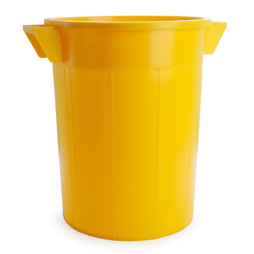 Red Gorilla SP50Y Yellow Mixing Bucket 50L - 1