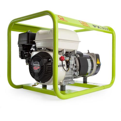 Pramac PX3600 50Hz Honda Powered GP200 Petrol Generator 110V / 240V - 2