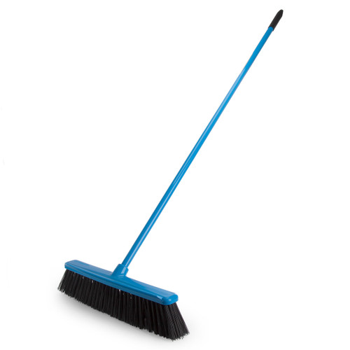 Red Gorilla SP.GRBR/BL Blue 2 in 1 Sweep & Scrape Broom 50cm - 3