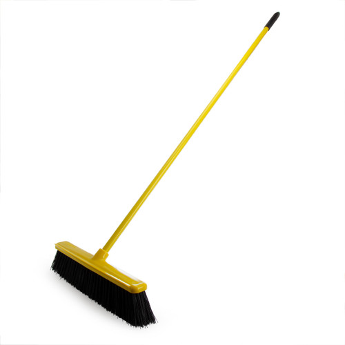 Red Gorilla SP.GRBR/Y Yellow 2 in 1 Sweep & Scrape Broom 50cm - 3