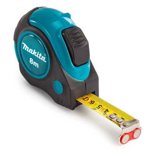 Makita P-72986 Metric / Imperial Tape Measure 8m / 26ft - 4
