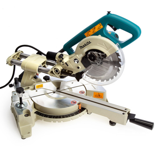 Makita LS0714N Slide Compound Mitre Saw 190mm 240V - 6