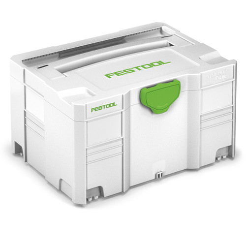 Festool 497565 SYSTAINER T-LOC SYS 3 TL (396 x 296 x 210mm) - 5