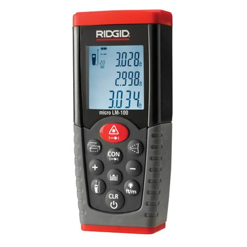 Ridgid LM-100 (36158) Laser Distance Meter (50 Metres) - 4