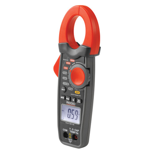 Ridgid CM-100 (37428) Digital Clamp Meter (Diameter to 30mm) - 3