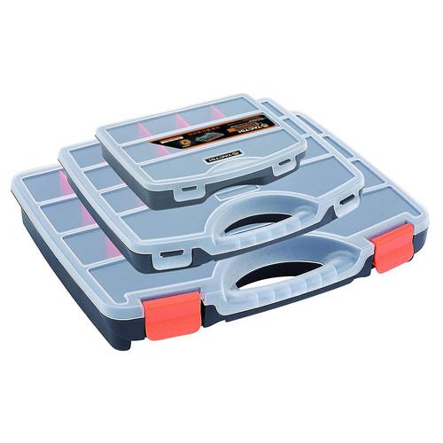 Buy Tactix 320019 Organiser Set (3 Piece) TS at Toolstop