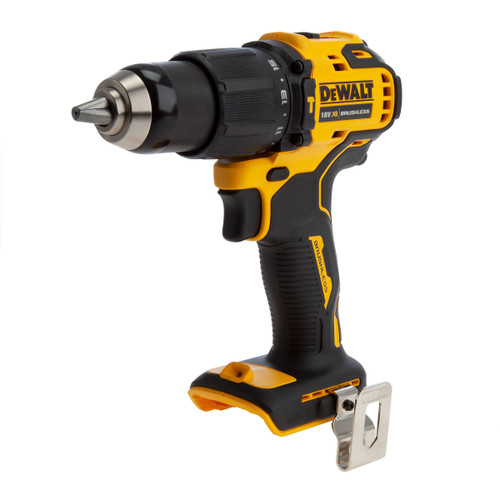 Buy Dewalt DCD709N 18V XR Brushless Combi Drill (Body Only) at Toolstop