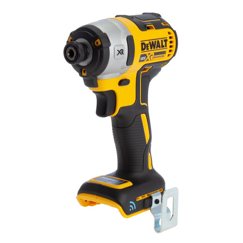 Buy Dewalt DCF888N 18V XR Brushless Tool Connect Impact Driver (Body Only) for GBP91.67 at Toolstop