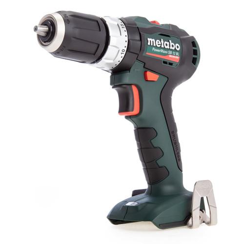 Metabo SB12BL 601077890 PowerMaxx 12V Hammer Drill (Body Only) - 4