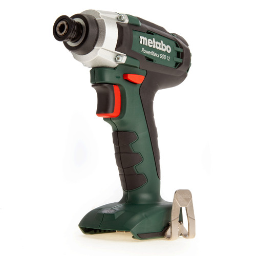 Metabo SSD12 601114890 PowerMaxx 12V Impact Driver (Body Only) - 4