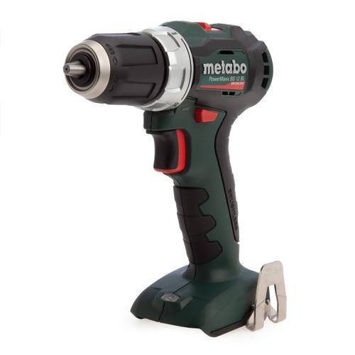 Metabo 601038890 PowerMaxx 12V BS12BL Brushless Drill Driver (Body Only) - 1