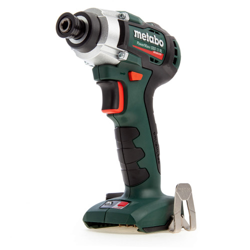 Metabo 601115890 PowerMaxx 12V SSD12BL Brushless Impact Driver (Body Only) - 3