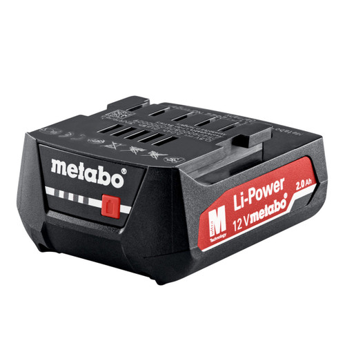Buy Metabo 625406000 12V Li-Power Battery Pack 2.0Ah at Toolstop