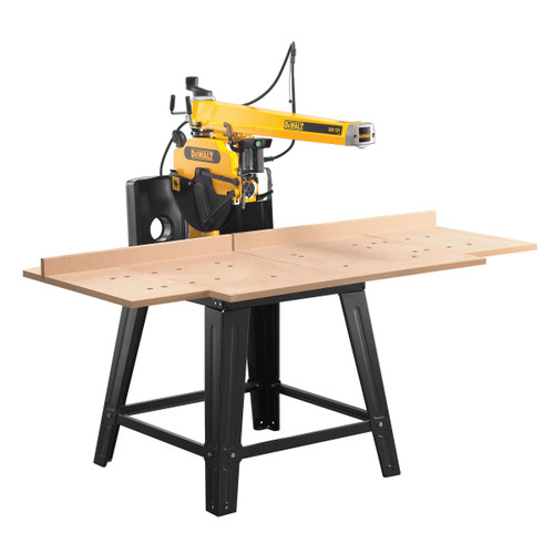 Dewalt DW721KN 2000W Single Phase Radial Arm Saw 300mm 240V - 1