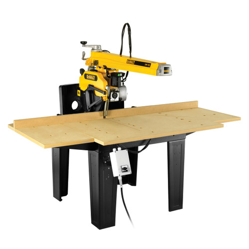 Dewalt DW729KN 4000W 3 Phase Radial Arm Saw 350mm 400V - 1