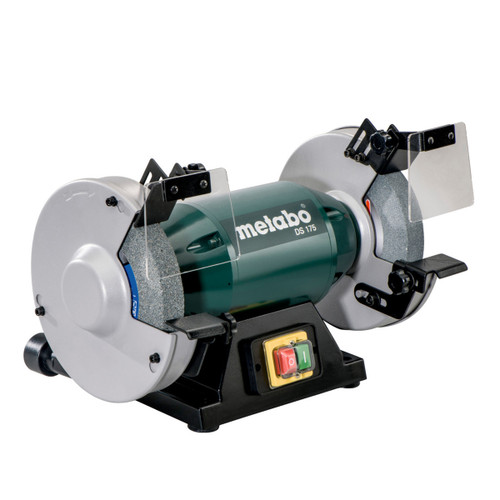 Buy Metabo 619175000 DS 175 Bench Grinder 240V for GBP119.17 at Toolstop