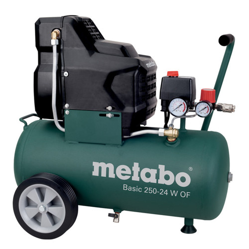 Buy Metabo 601532000 BASIC 250-24 W OF Compressor 240V for GBP129.17 at Toolstop