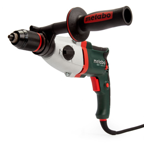Metabo SBEV1100-2S Impact Drill 1100W in Case 110V - 7