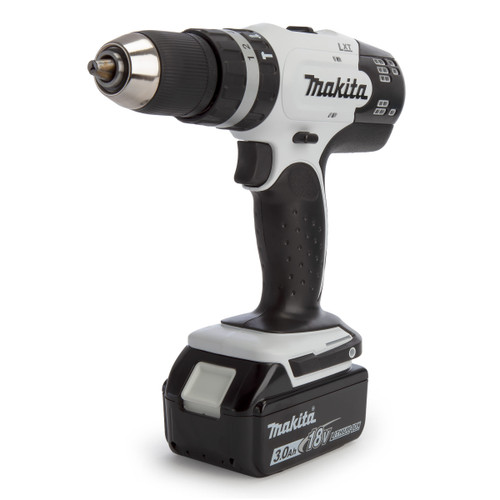 Makita DHP453RFW 18V LXT Combi Drill (1 x 3.0Ah Battery) - 2
