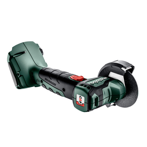 Buy Metabo CC 18 LTX Brushless Angle Grinder (Body Only) at Toolstop