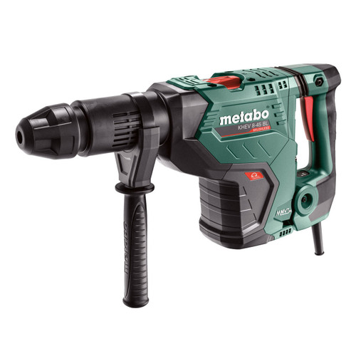 Buy Metabo KHEV8-45BL SDS Max Brushless Combination Hammer 1500W 110V at Toolstop