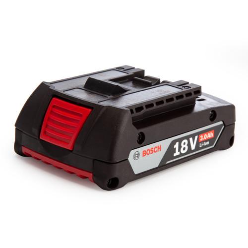Bosch 1600A012UV GBA 18V Professional Battery 3.0Ah - 4