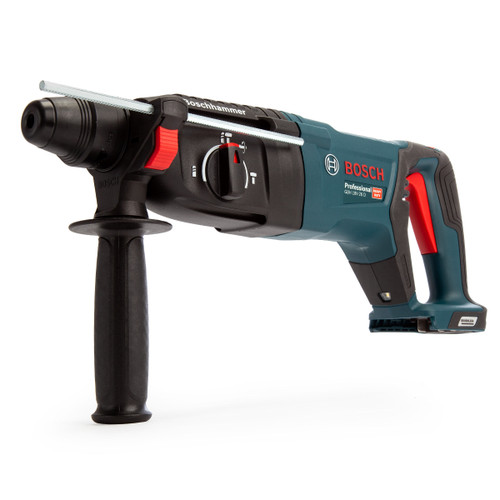 Bosch GBH 18V-26 D Professional SDS + Rotary Hammer Drill (Body Only) - 4