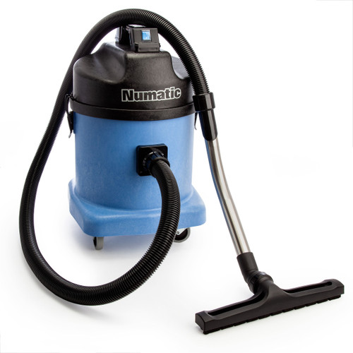 Numatic WVD570-2 Mid-Sized Wet and Dry Vac 15L / 23L 110V - 6