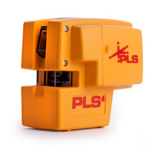 Buy PLS PLS4 Cross Line and Plumb Laser Level Tool (PLS 60574) at Toolstop