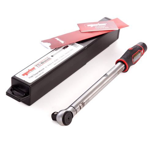 Buy Norbar 13842 TTi50 Torque Wrench 1/2in Sq Drive 10 - 50 Nm 8 - 35 lbf.ft at Toolstop