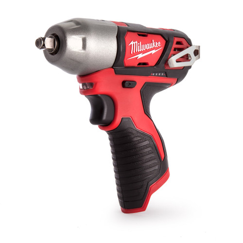 Buy Milwaukee M12BIW38-0 M12 Cordless Sub-Compact Impact Wrench 3/8in (Body Only) at Toolstop