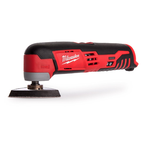 Buy Milwaukee C12MT-0 M12 Cordless Sub Compact Multi-Tool (Body Only) at Toolstop