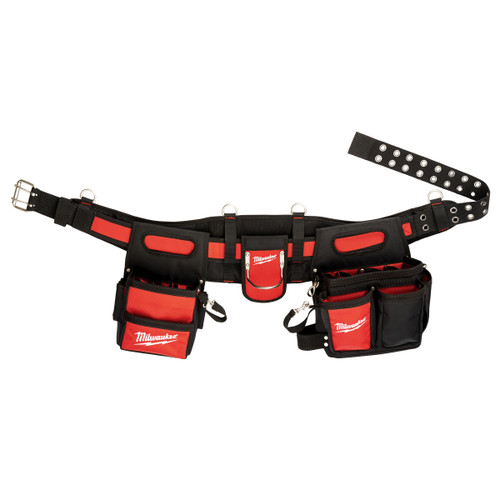 Buy Milwaukee 48228110 Electricians Work Belt - 29 Pockets at Toolstop