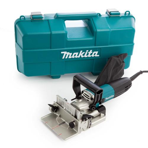 Makita PJ7000 Biscuit Jointer 700W 240V - 10
