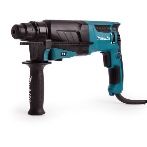 Buy Makita HR2630 26mm SDS+ 3 Mode Rotary Hammer Drill 110V at Toolstop