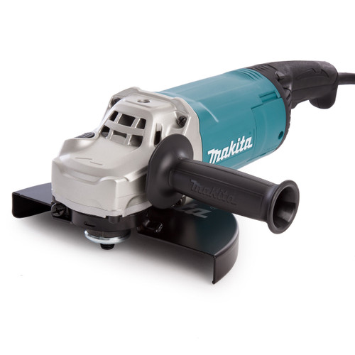 Buy Makita GA9060 Angle Grinder with Paddle Switch 2000W 230mm / 9 Inch 110V at Toolstop