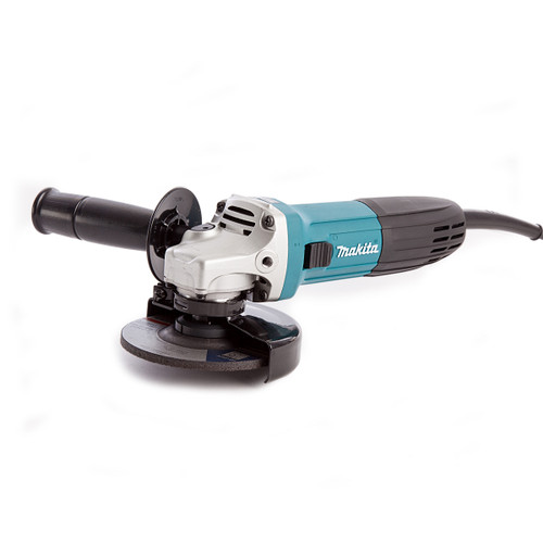 Buy Makita GA4530R Angle Grinder 115mm Slim 720W 110V at Toolstop