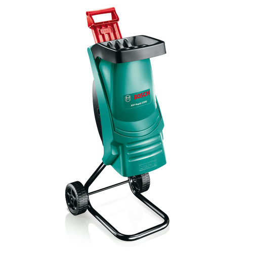 Buy Bosch AXT Rapid 2200 (0600853670) Electric Shredder 2200W 240V With Free Collection Bag at Toolstop