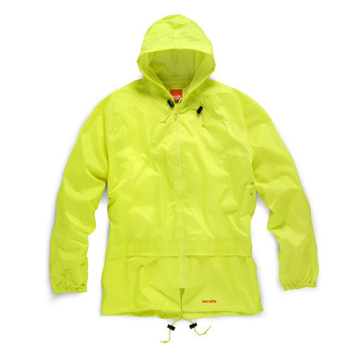 Buy Scruffs T5105 Rainsuit Jacket and Trouser (Yellow) at Toolstop