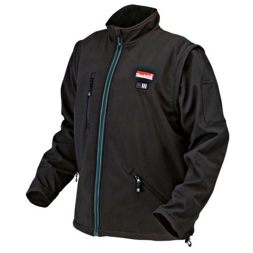 Buy Makita DCJ200Z Cordless 14.4 / 18V Heated Jacket for GBP0 at Toolstop