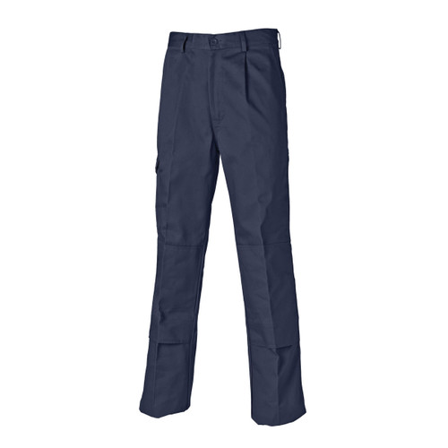 Buy Dickies WD884 Redhawk Cargo Trouser (Navy) at Toolstop