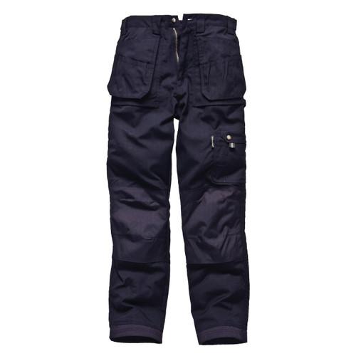 Buy Dickies EH26800 Eisenhower Multi Pocket Trousers (Navy) at Toolstop