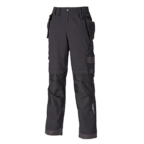 Buy Dickies EH34000 Eisenhower Premium Kneepad Trouser (Black) at Toolstop