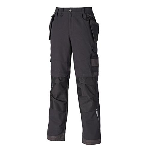Buy Dickies EH34000 Eisenhower Premium Kneepad Trouser (Black) at Toolstop