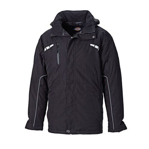 Buy Dickies EH35000 Eisenhower Atherton Jacket (Black) at Toolstop