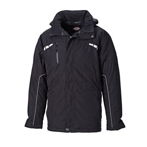 Buy Dickies EH35000 Eisenhower Atherton Jacket (Black) at Toolstop