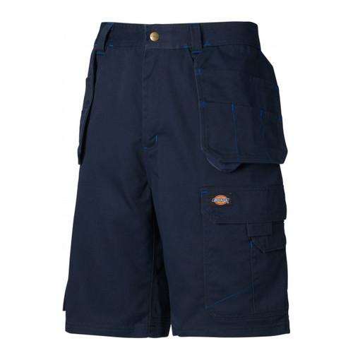 Buy Dickies WD802 Redhawk Pro Shorts Navy at Toolstop