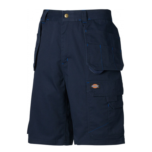 Buy Dickies WD802 Redhawk Pro Shorts Navy at Toolstop