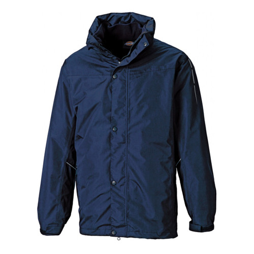 Buy Dickies JW10500 Abbot 3 in 1 Jacket (Navy) at Toolstop